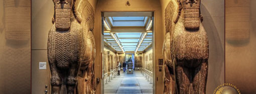 Assyrian activities at British museum Part 4 – Some high lights.
