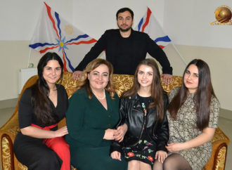 Assyrian Languages Day 2019 in Krasnodar. Part 1.