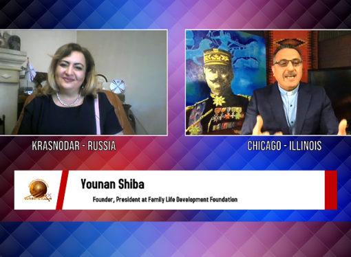 Interview with Rev. Younan Shiba.part 2.