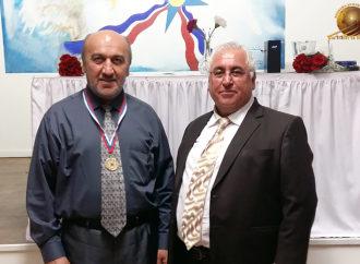Ninos Nirari – Assyrian activist, writer and poet.