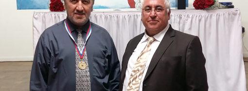 Нинос Нирари – ассирийский активист, писатель и поэт.