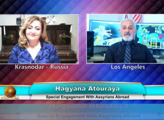 Hagyana Atouraya special with Mr. Vladimir Beit David.