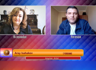 Interview with Mr. Aray Isahakov.