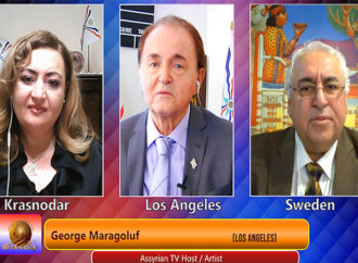 Special interview with Mr. George Maragoluf.