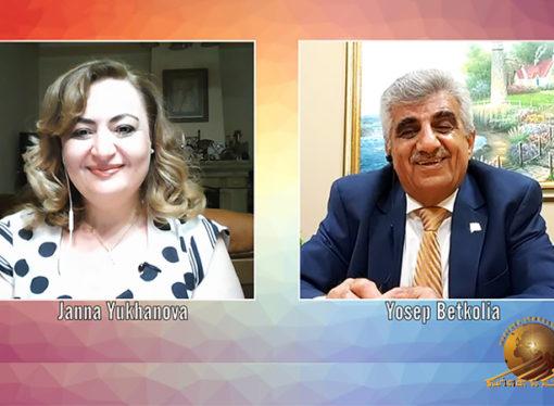 Interview with Mr. Yosep Betkolia an Assyrian activist.