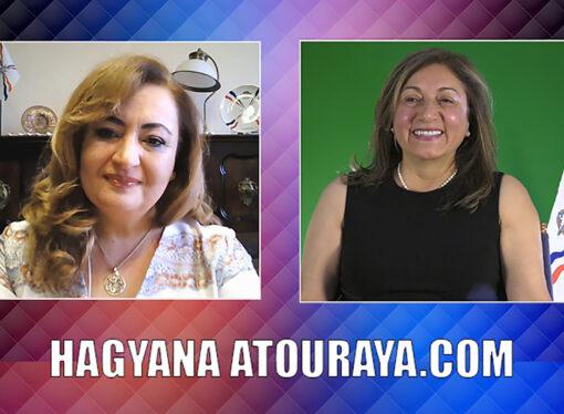 Интервью с ассирийской активисткой Роменой Джонас.