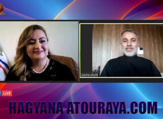 Interview with Assyrian Rev. Eilosh Azizyan from Urmia. Part 2.