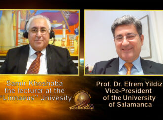 Special Interview with Prof. Efrem Yildiz about the Nineveh Chair.