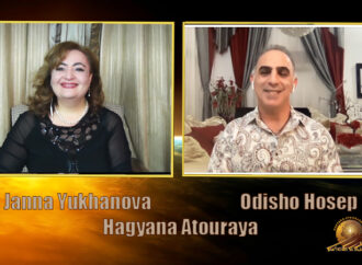 Exclusive interview with the Assyrian singer Odisho Hosep.