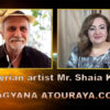 Interview with the assyrian artist Mr. Shaia Kaia from Sydney.
