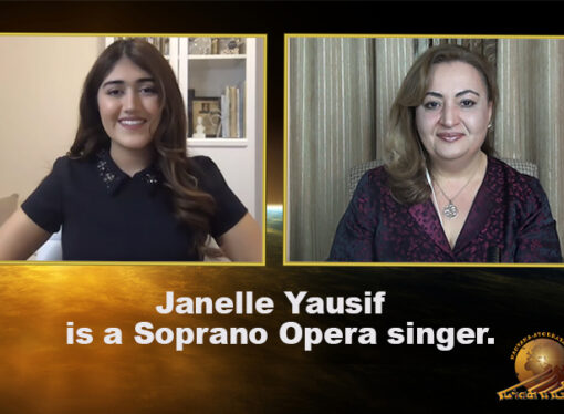Special interview with the opera singer Janelle Jausif.