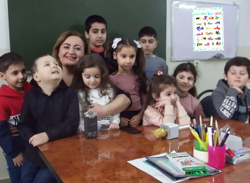 The International Mother Language Day in Krasnodar. 21.02.21.