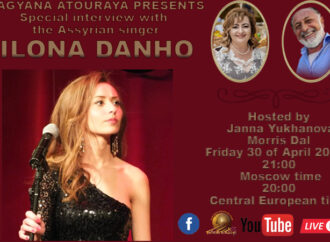 Interview with the Assyrian singer Ilona Danho.