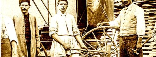 People of the 20th Century: – Shimon Ganja.