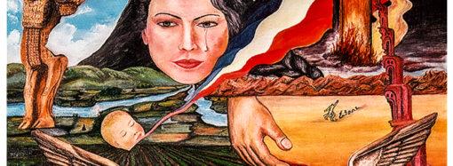 "Painting ""Yimma Ator""."